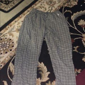 Polo lounge pants